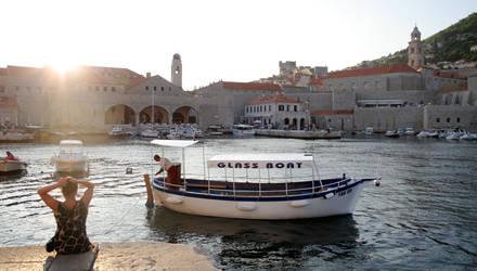 Port de Dubrovnik by Piou