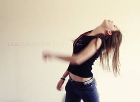 I'm dancing in my head by Piou