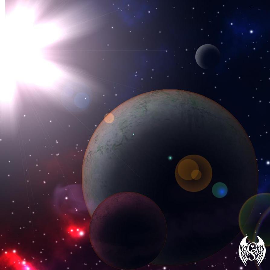 Planets by CJangel