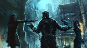 Cyberpunk by Bombielonia