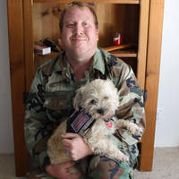 Myself on Veteran's Day 2012 by Astanax