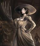 Tall-vampire-mommy(lady dimitrescu)