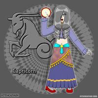 Capricorn by Kitschensyngk
