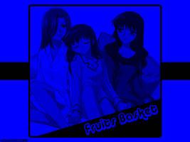 BFF Blue by Kitschensyngk