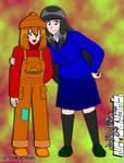 GitLoN: Gwen and Jenny