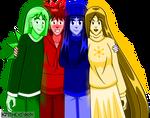 NCC: Four Color