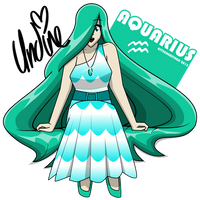 Aquarius 2 by Kitschensyngk