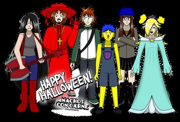 NCC Halloween 2015