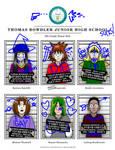 NCC Free Comic Book Day by Kitschensyngk