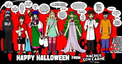 NCC Halloween 2017