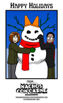 NCC Holidays 2017: Making a Snow...man