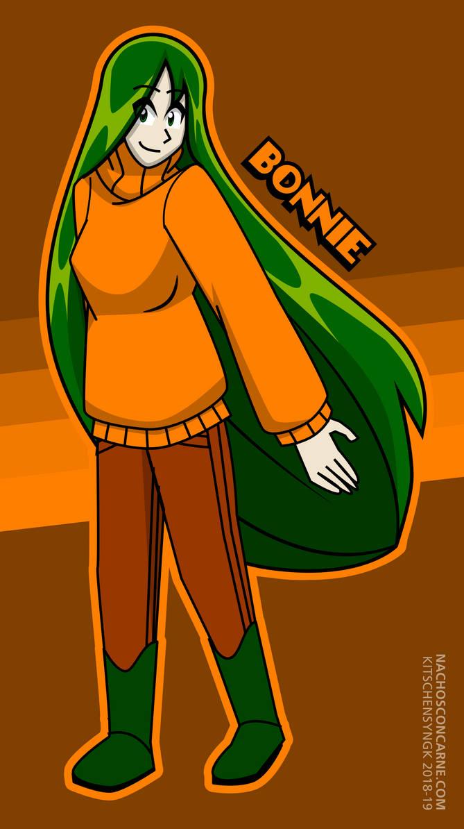 Bonnie by Kitschensyngk