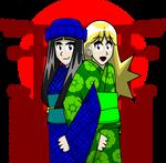 Kimono Friends