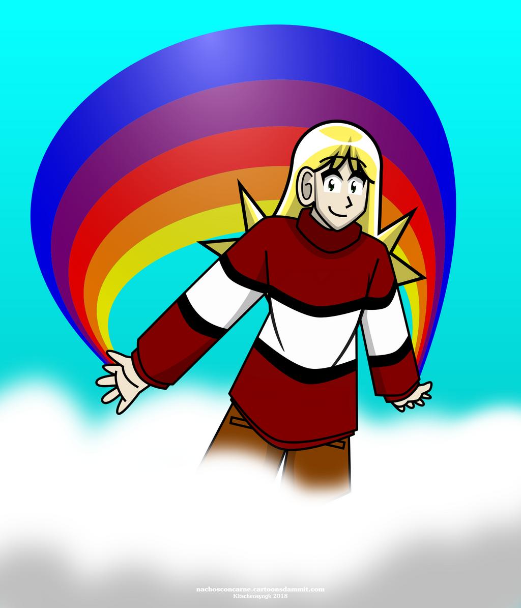 Rainbow by Kitschensyngk