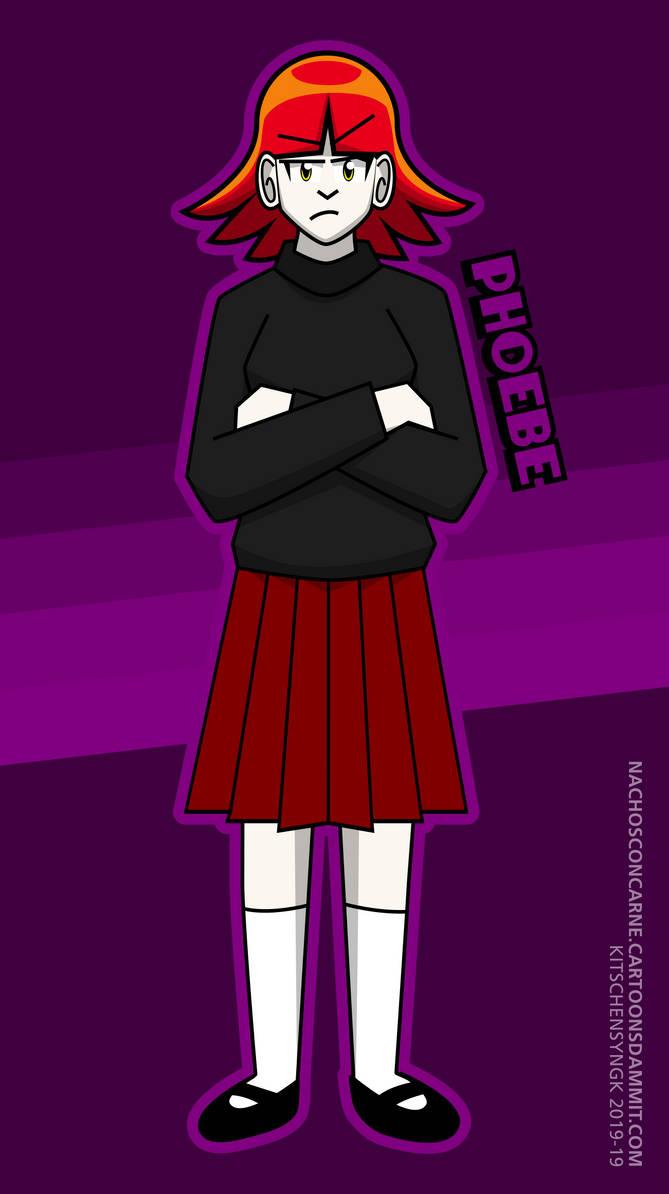 Phoebe by Kitschensyngk