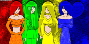 The Four Seasons: Group Photo