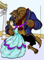 Jen's Belle by ThePrincessNightmare