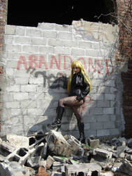 Black Canary 4 by ThePrincessNightmare