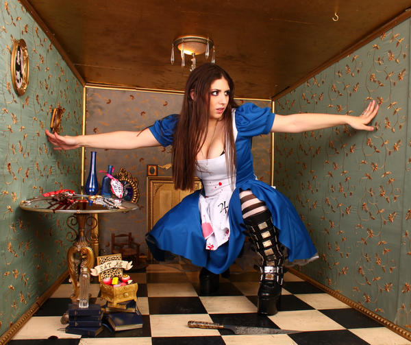 American McGee's Alice by ThePrincessNightmare