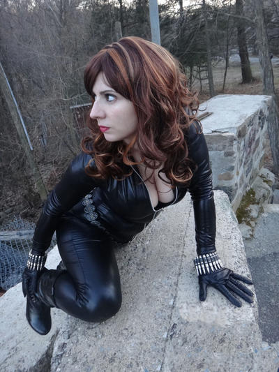 Black Widow 3 by ThePrincessNightmare