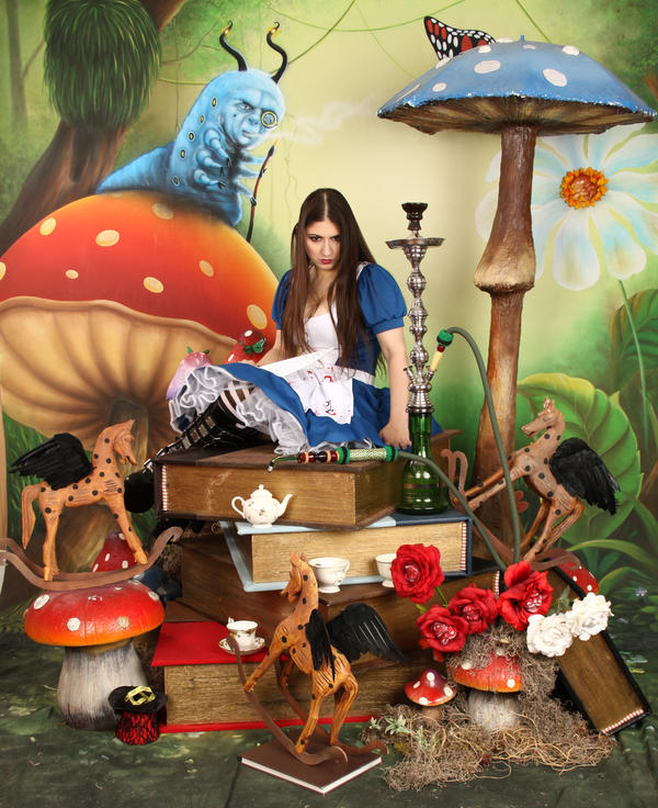 american mcgee 39 s alice garden 3 by theprincessnightmare on. Black Bedroom Furniture Sets. Home Design Ideas