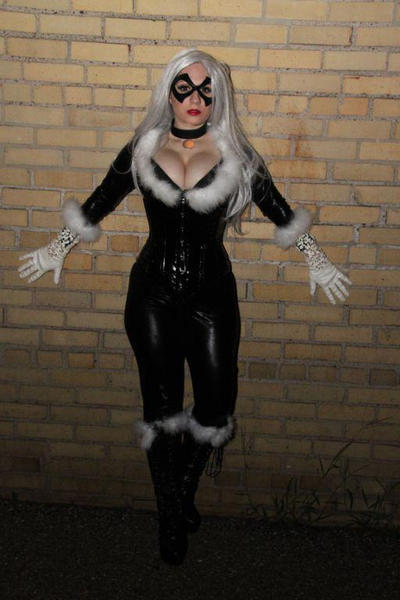 Black Cat 3 by ThePrincessNightmare