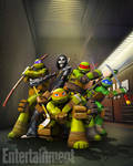 Teenage-Mutan-Ninja-Turtles- New Episodes! by Mikichan17
