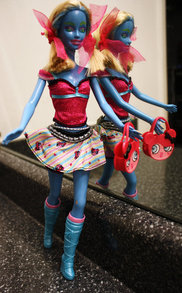 Catzi Lerellla OC Doll by Catzilerella
