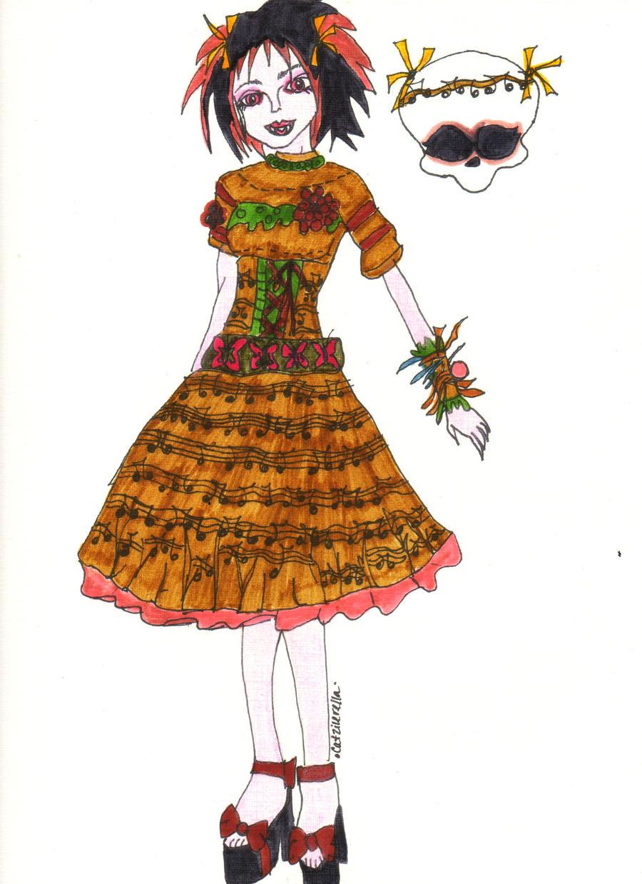 Countess Ingrid by Catzilerella