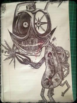 Azaroth - The Dead Experiment