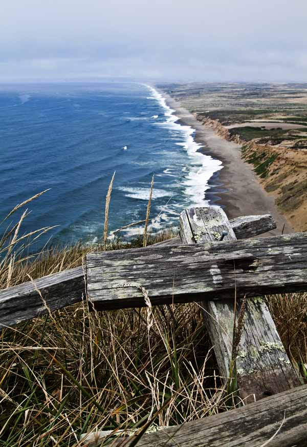 Weathered Fence by CaosDivino