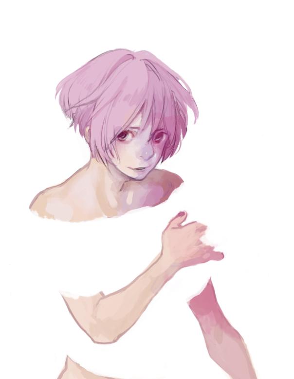 Pink by necosanma