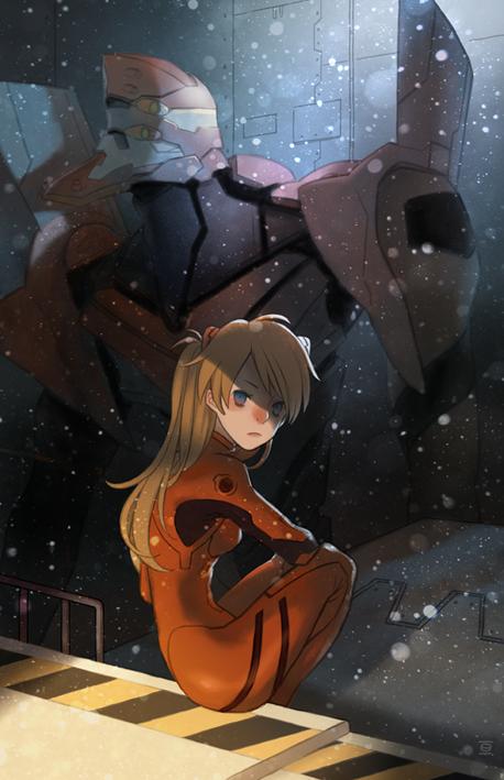 Asuka by necosanma