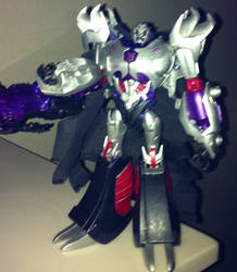 TFP Megatron G1 Custom by ObscuredTitan