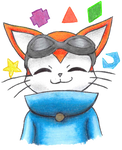 Blinx's Cuteness