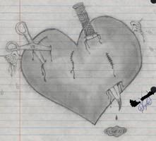 broken hearted by ashumz1122