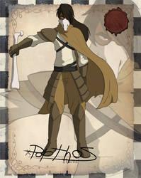 PP: Porthos by hammertheshark