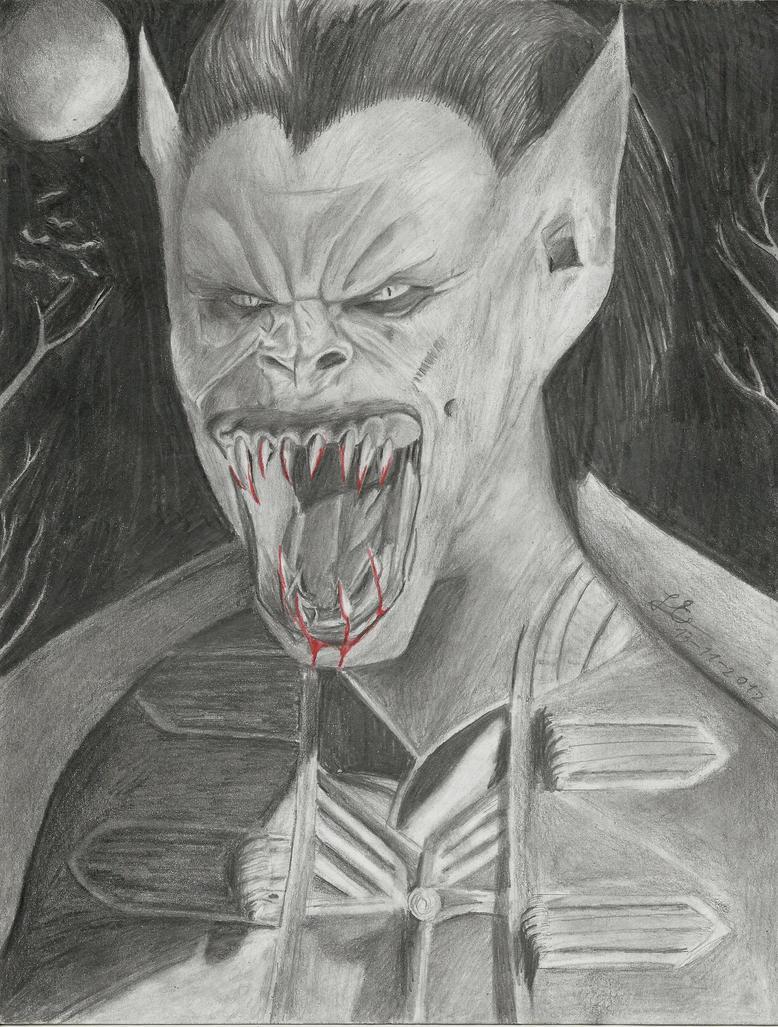 Lord Dracula from Van Helsing by drawinglerpVan Helsing Drawing