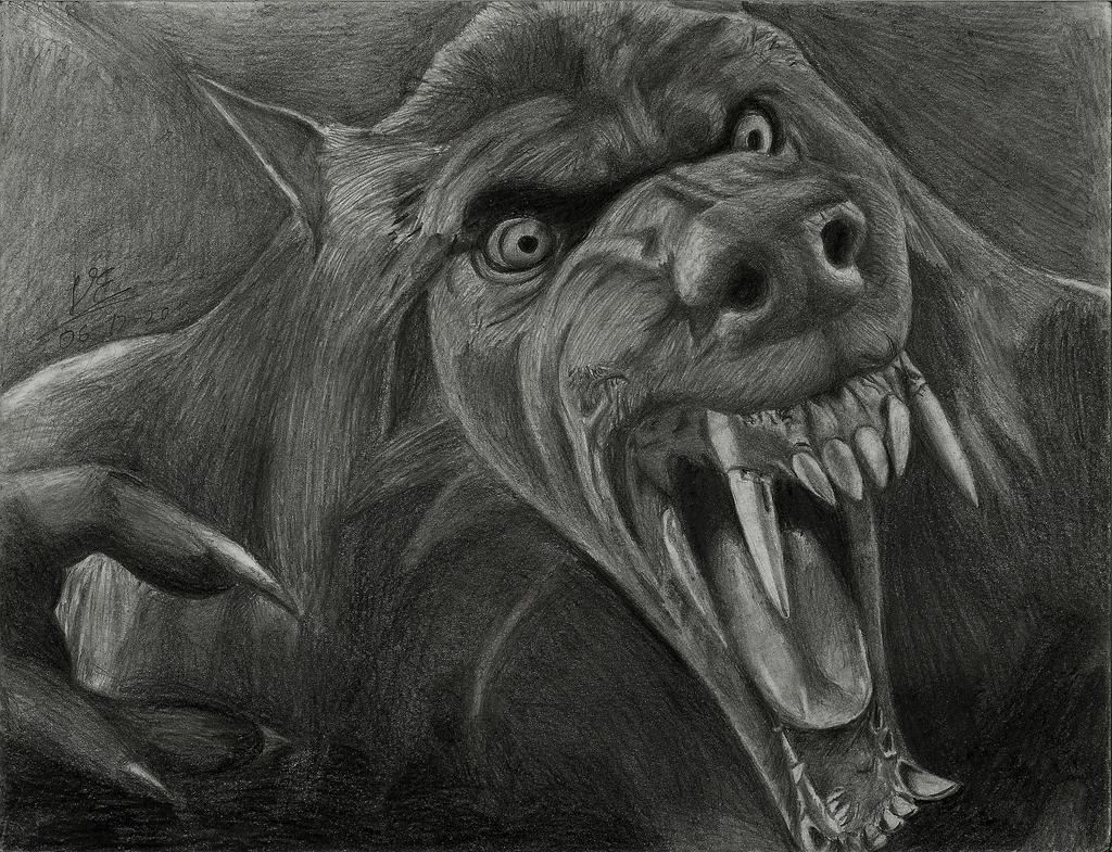 Van Helsing Werewolf by drawinglerp on DeviantArt