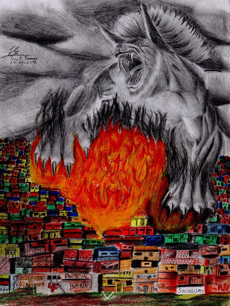 Behemoth by drawinglerp
