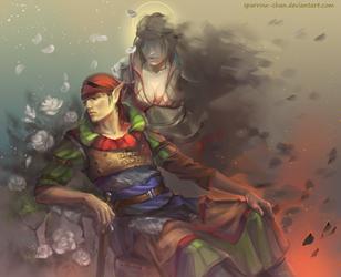 Iorveth's choice by sparrow-chan