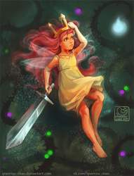 Aurora: child of light