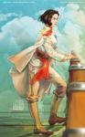 Sky captain by sparrow-chan