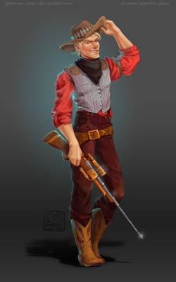 Steampunk ranger
