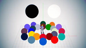 MMD Dome DL | Color Dome