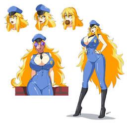 Super Goddess Paula