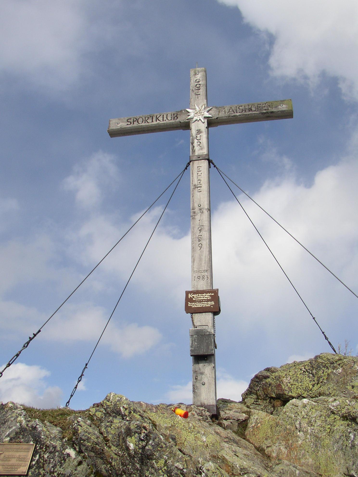 Cross... by Flowzen