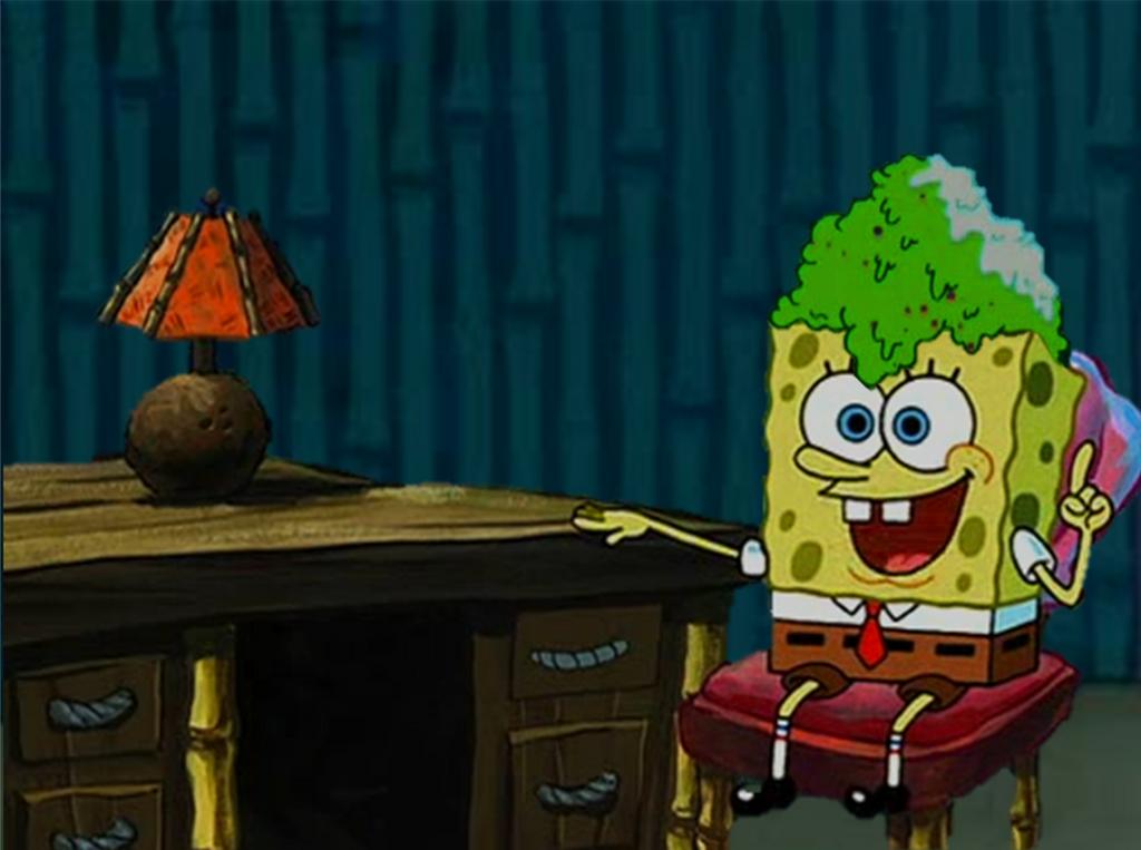 Spongebob fungus among us model season three ver by shadow wolf1213 aloadofball Choice Image