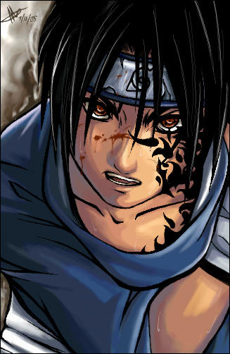 Oekaki___Sasuke__s_peeved___