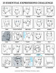 Prince-tastic - 25 Expressions